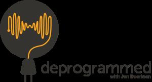 deprogrammed logo